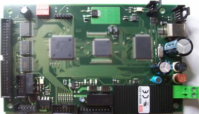 Mprinti Drive electronics for Kyocera KJ4A and Kyocera KJ4B